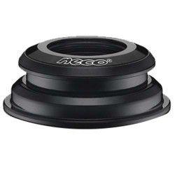 """Caixa de direção Neco H159E Aheadset Semi-Integrado Colar de Esfera ZS 1-1/8"""" por 1,5""""  Tepered - Cônica"""