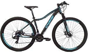 Bicicleta Oggi Float Sport MTB 29 Shimano Pto Azul