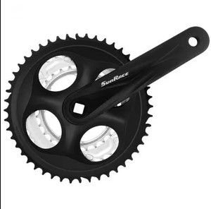 Pedivela Sun Race M300 Mtb 28/38/48d 170mm Al pto