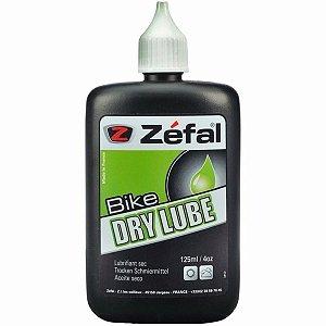 Óleo Lubrificante Zéfal Dry Lube Seco para Bicicletas Frasco 125ml