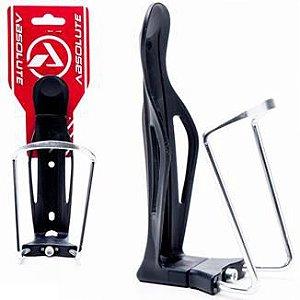 Suporte de garrafa Absolute Nylon e Aluminio com Ajuste 60 a 80mm Natural