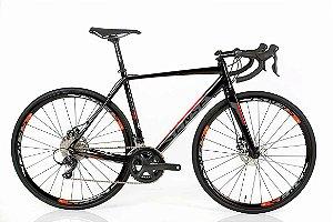 Bicicleta Sense Criterium Speed Aro 700 Shimano 18Vel Freio disco Mecanico
