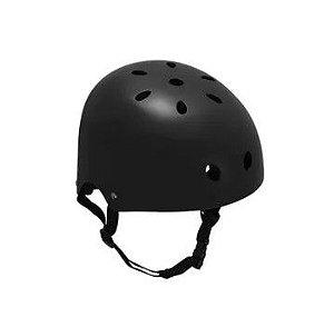 Capacete Coquinho Atrio Ciclismo MTB Lazer / Skate Preto Fosco