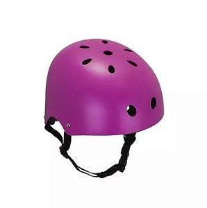 Capacete Coquinho Atrio Ciclismo MTB Lazer / Skate Rosa Fosco