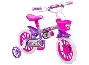 Bicicleta Infantil Nathor Aro 12 Violeta