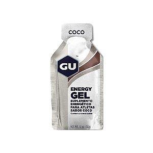Gel Energético Gu Sports Sache 32g Sabor Coco