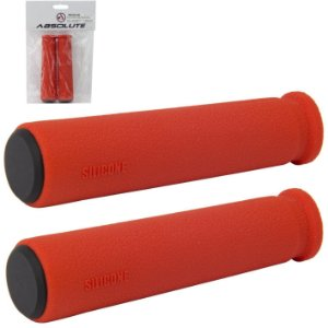Manopla Absolute de Silicone Pro SG2 128mm Vermelho