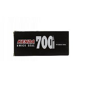 Camara de Ar Kenda com Selante 700x23/25c Bico Fino R/V Kwick Seal