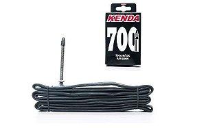 Câmara de Ar kenda 700x18/23c com Válvula Presta F/V 80mm