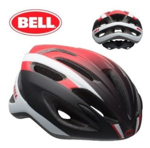 Capacete Bell Crest R Ciclismo Speed Mtb Vermelho Bco Pto