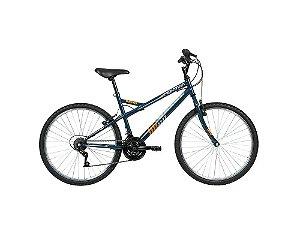Bicicleta Caloi Montana aro 26 21V Aço Chumbo 2020