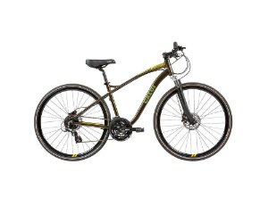 Bicicleta Caloi Easy Rider aro 700 24V Disco Verde