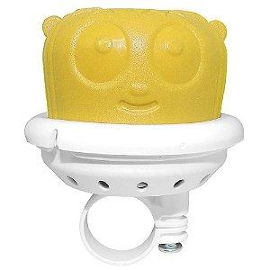 Buzina FonFon Wester New Face com parafuso Amarelo