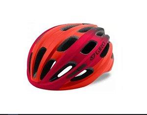 Capacete Giro Isode vermelho preto Tam U
