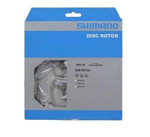 Disco de freio Rotor Shimano SM-RT66 Deore SLX 6-Furos 180mm