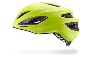 Capacete Cannondale Intake Verde Neon Tam S-M 54-58cm