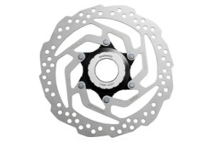 Disco De Freio (rotor) Shimano Mtb Sm-rt10 Center Lock 180mm