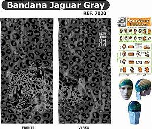 Bandana Tubular Muhu Jaguar 7020