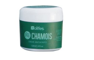 Creme Antiatrito Solifes Sport Derma Chamois pote 120ml
