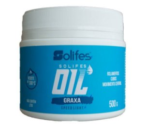 Graxa Solifes Speed ligth pote 500g