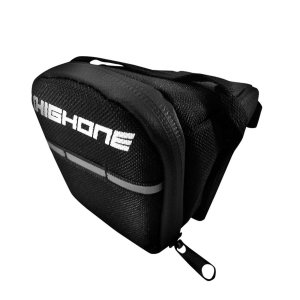 Bolsa de Selim High One Velcro Preto