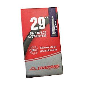 Camara Chaoyang 29x2.10x2.25 Valvula Presta 48mm