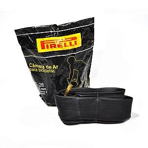 Câmara de Ar Pirelli PE 26x1.90 Bico Grosso A/V Bico 33mm
