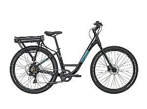 Bicicleta Caloi E-Vibe Easy Rider 27,5 7V Preto MY20
