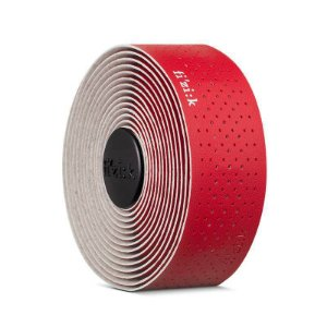 Fita de Guidão Fizik Tempo Microtex Classic 2mm Vermelho