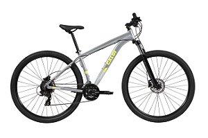 Bicicleta Caloi Explorer Sport 29 Cinza Claro Tam M A21