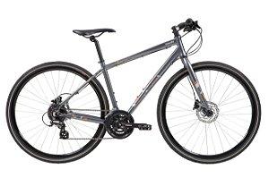 Bicicleta Caloi City Tour Sport Tam G Ano 21 Cinza