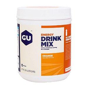 Hidroeletrolitico Gu Energy Drink Mix Pote 840g Sabor Laranja
