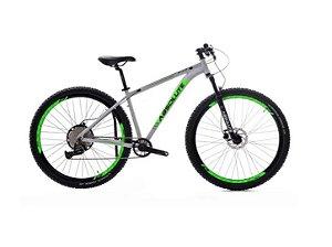 Bicicleta Absolute Wild Absolute 12 V Prata tam 17