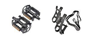 Pedal Rontek BPED-022 9/16 com Firma Pe