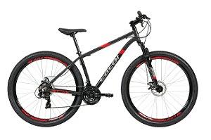 Bicicleta Caloi Supra 29 Aro 29 21 V Disco Cinza Tam 15 A21
