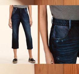 Calça Jeans Maria Valentina