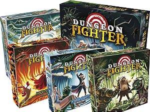 KIT Dungeon Fighter + 4 expansões