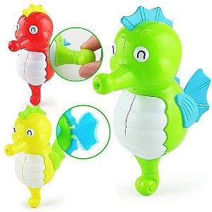 Brinquedos Infantis De Banho Cavalo Marinho  / Cavalo Marinho  Para Bebês / Brinquedos De Banho / Brincar Na Água