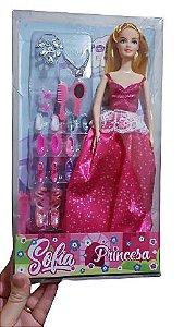 Boneca Princesa 23 Pecas Sofia toys&toys