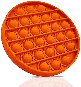 Pop It Fidget Toys Brinquedo Anti Stress Original Re Laranja