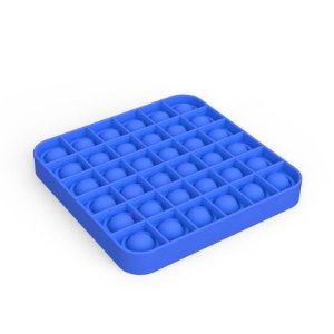 Pop It Fidget Toys Brinquedo Anti Stress Original Com Selo inmetro