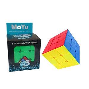 Cubo Mágico Profissional 3x3x3 Original Rubik Magic Cube
