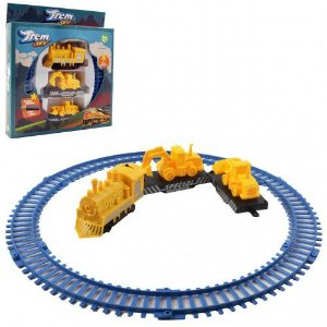FERRORAMA SUPER TRAIN SET COLORS COM TRATORES A PILHA