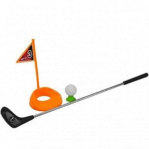Golf Infantil Taco De Metal Bola De Golf Esportivo