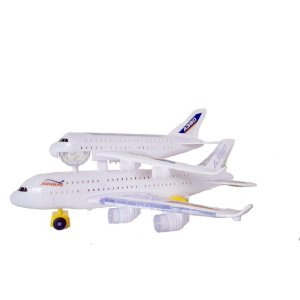 Avião Airbus A380 3d