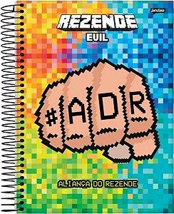 Caderno Rezende Cadernos Rezende  Capa Dura 1 Matéria 96 fos