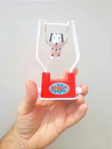 Brinquedo Ginastica Artística Argola Cachorro Ginasta