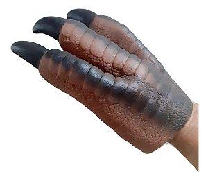 Fantoche De  Mão Garra De Dinossauro Tirano Rex