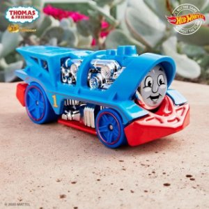 Hot Wheels - Loco Motorin' - Thomas & Friends