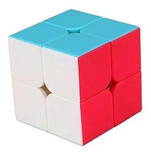 Cubo Mágico Profissional Movimentos Interativo Cubo 2x2x2